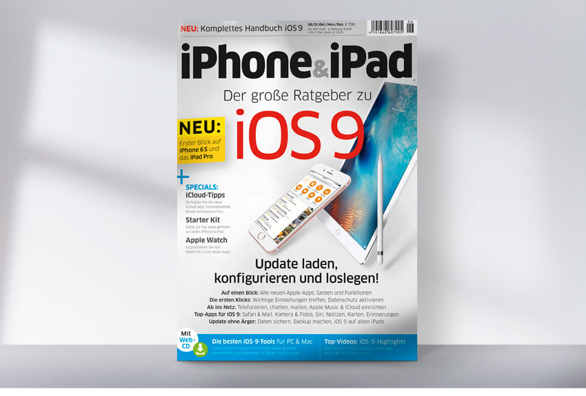 Macwelt Sonderheft iPhone&iPad 6-2015