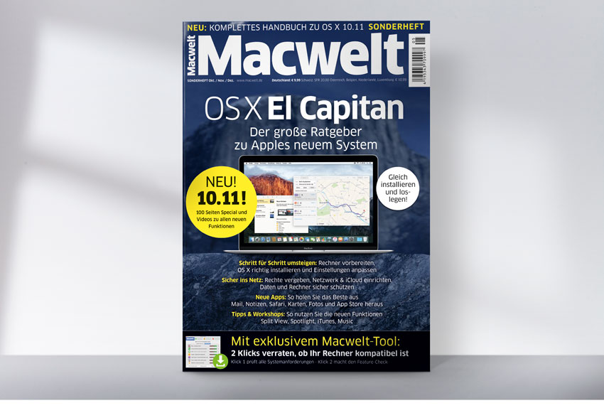 Macwelt Sonderheft 5-2015