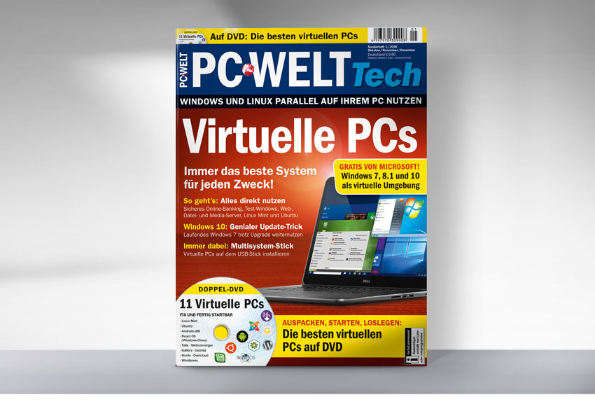 PC-Welt Sonderheft 1/2016