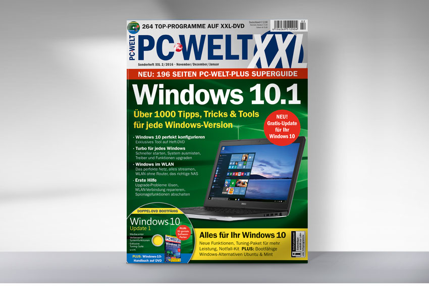 PC-Welt Sonderheft XXL 2/2016