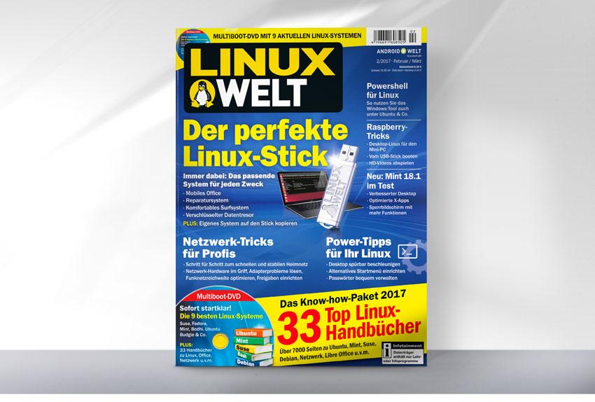LinuxWelt 2/2017
