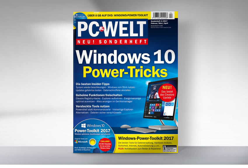 PC-Welt Sonderheft 4/2017