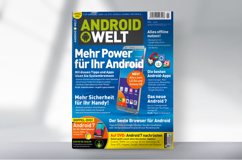 AndroidWelt 2/2017